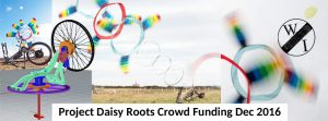 Open Hardware rotary kite power crowd funding coming soon